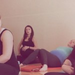 Partner Yoga & Massage for Labor