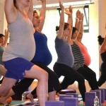 Study: Yoga During Pregnancy: Effects on Maternal Comfort, Labor Pain and Birth Outcomes.