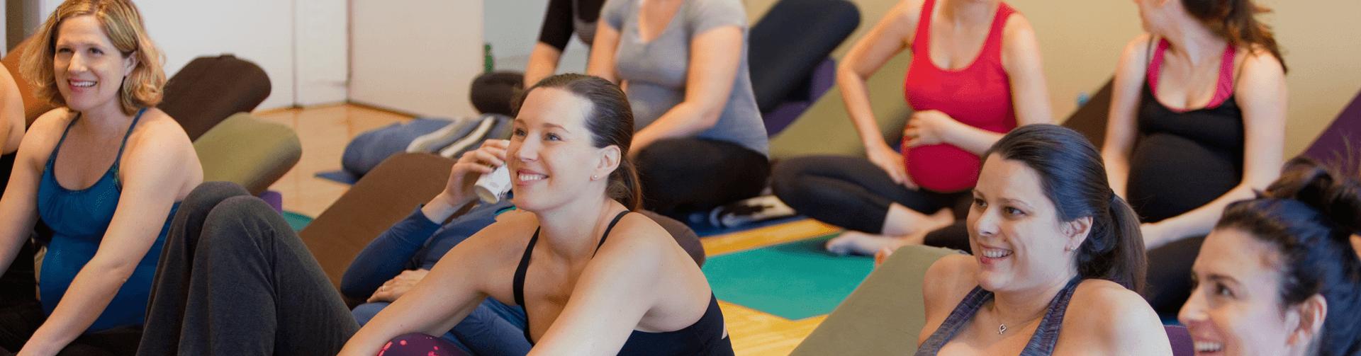 Prenatal Yoga Center Yoga Classes