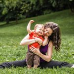 9 Steps To Surviving Early Motherhood!