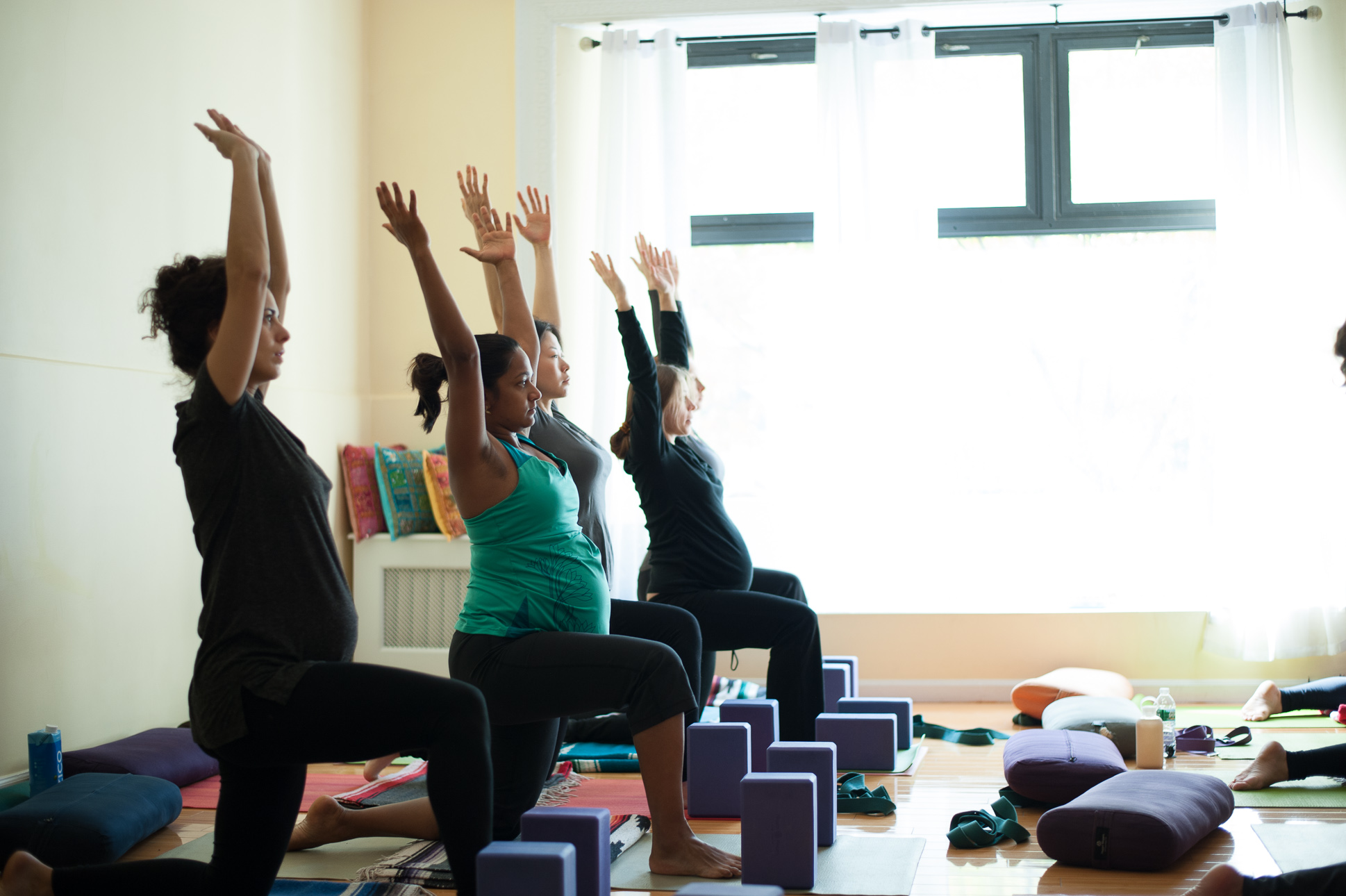 Prenatal Yoga Center | Online Classes